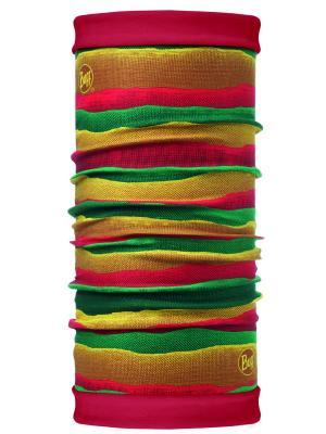 Бандана REVERSIBLE POLAR IRIE MULTI Buff. Цвет: желтый, зеленый, красный