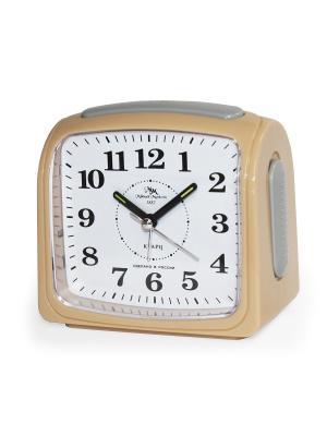 Часы настольные Mikhail Moskvin. Цвет: бежевый