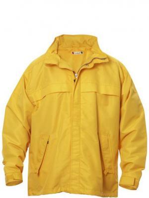 Куртка Clique. Цвет: светло-желтый
