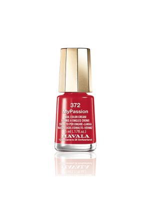 Лак для ногтей My Passion 5ml Mavala. Цвет: красный