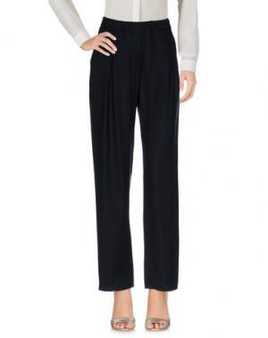 Повседневные брюки BALLANTYNE. Цвет: черный