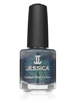 Лак для ногтей  #744 Fishnets and Fringe, 14,8 мл JESSICA. Цвет: бирюзовый