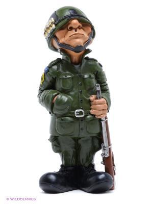 Фигурка Солдат The Comical World of Stratford. Цвет: зеленый, черный