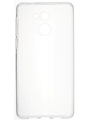 Накладка skinBOX slim silicone для Huawei Honor 6C. Цвет: прозрачный