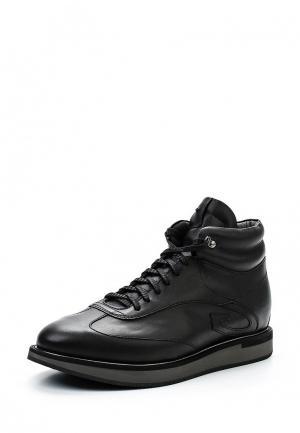 Ботинки Guardiani Sport. Цвет: черный