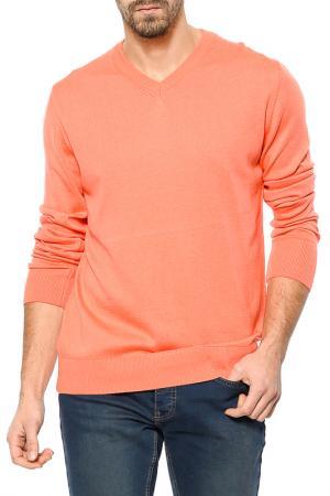 Свитер Dewberry. Цвет: оранжевый