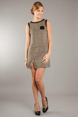 Платье PAMELA MILANO. Цвет: none