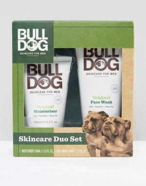 Bulldog Набор из двух средств по уходу за кожей Original. Цвет: бесцветный
