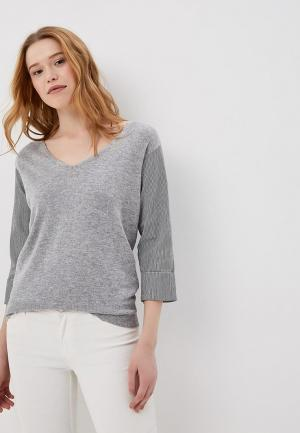 Пуловер Morgan. Цвет: серый