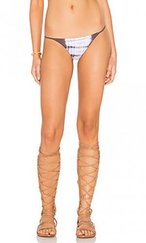 Минимальные плавки бикини Bettinis. Цвет: коричневый