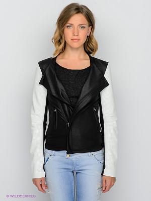 Куртка MET. Цвет: черный, белый
