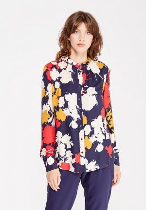 Блуза Finn Flare. Цвет: разноцветный