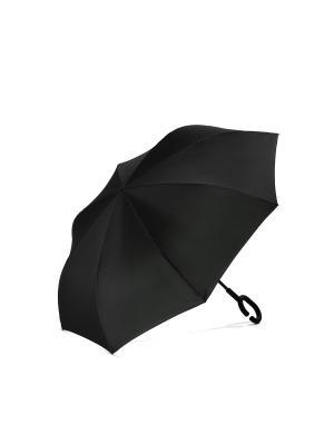 Реверсный зонт Аризона для водителей авто Signature A.P.. Цвет: желтый, салатовый, черный