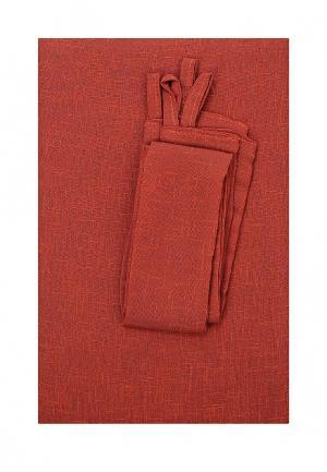 Шторы Sanpa. Цвет: красный