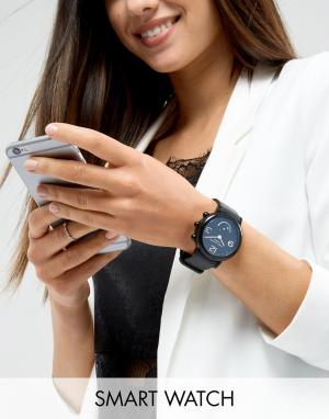 Marc Jacobs Черные смарт-часы MJT1002 эксклюзивно для ASOS. Цвет: черный