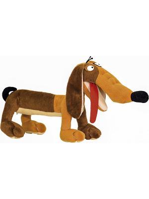 Собака такса Fancy. Цвет: коричневый