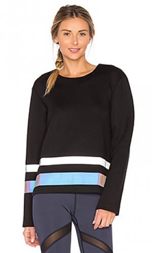 Пуловер marina Vimmia. Цвет: черный