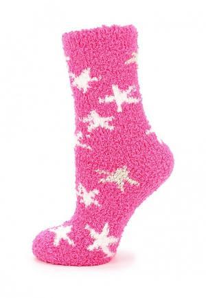 Носки Gap. Цвет: розовый