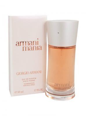 Mania pour femme, Парфюмерная вода, 50 мл Armani. Цвет: золотистый