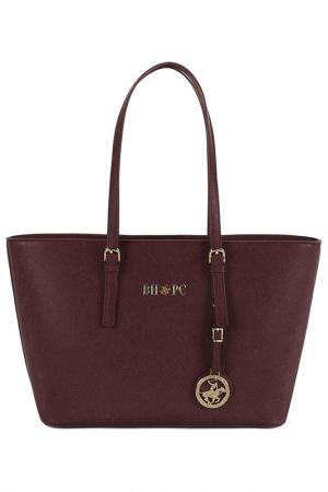 Bag Beverly Hills Polo Club. Цвет: bordo