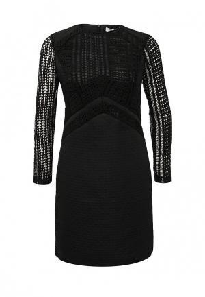 Платье MAST. Цвет: черный
