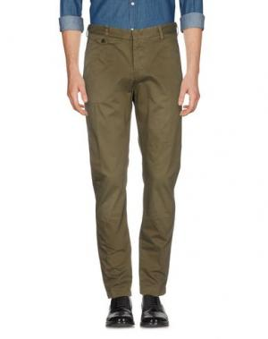 Повседневные брюки SAN FRANCISCO '976. Цвет: зеленый-милитари