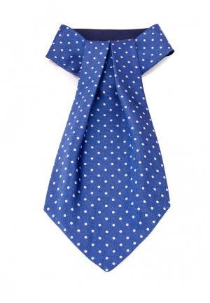 Платок шейный Carpenter. Цвет: голубой