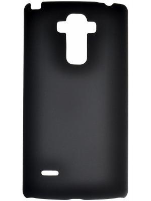 Клип-кейс для  LG G4 Stylus skinBOX. Цвет: черный