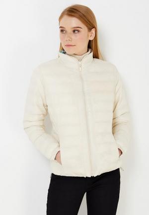 Куртка утепленная Softy. Цвет: белый