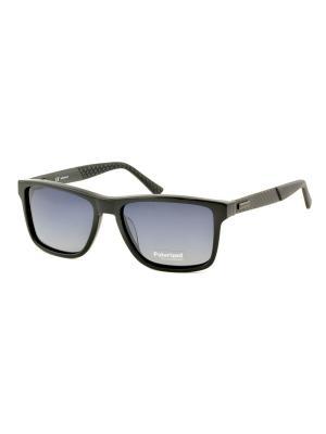 Солнцезащитные очки MEGAPOLIS. Цвет: антрацитовый