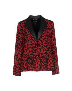 Пиджак CHIARA D'ESTE. Цвет: красный