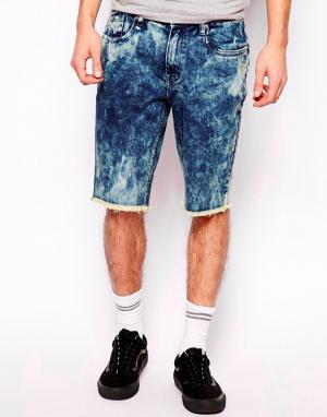 Altamont Узкие джинсовые шорты Almeda