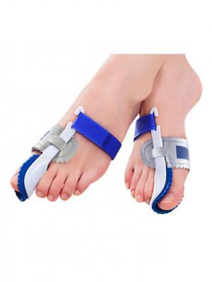 Фиксатор для большого пальца ноги ORTOFIX Gess. Цвет: синий