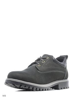 Ботинки BEVANY. Цвет: черный