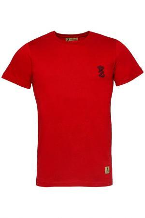 Рубашка Z-Brand. Цвет: красный
