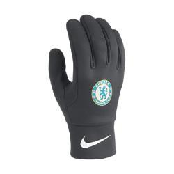 Перчатки Chelsea FC Stadium Nike. Цвет: черный