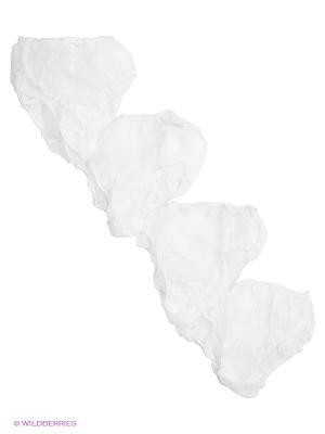 Трусы послеродовые CHICCO. Цвет: белый