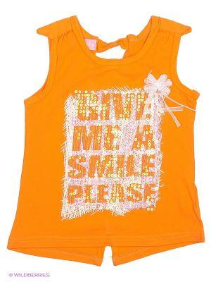 Майка Evita Baby. Цвет: оранжевый