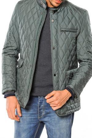 Куртка Dewberry. Цвет: green