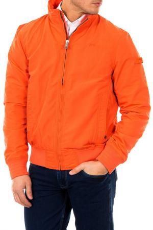Куртка MCGREGOR. Цвет: оранжевый