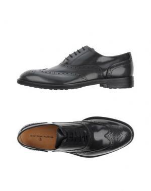 Обувь на шнурках SETTANTATRE LR. Цвет: свинцово-серый