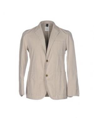 Пиджак TS(S). Цвет: светло-серый