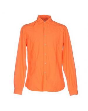 Pубашка INGRAM. Цвет: оранжевый