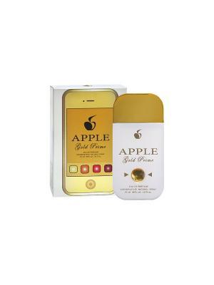 Парфюмерная вода Apple Gold Prime (Эппл Голд Прайм) жен. 55ml PARFUMS. Цвет: прозрачный