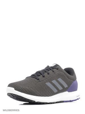 Кроссовки cosmic m Adidas. Цвет: черный, темно-синий