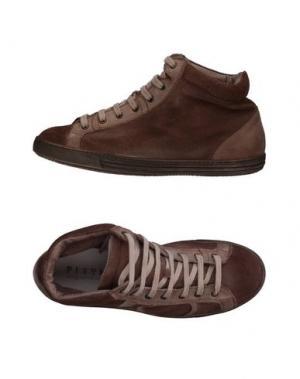 Высокие кеды и кроссовки PLAYHAT. Цвет: какао