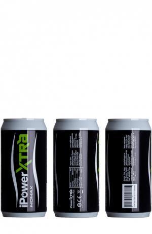 Портативный аккумулятор iPower Xtra External на 6600 mAh Momax. Цвет: черный