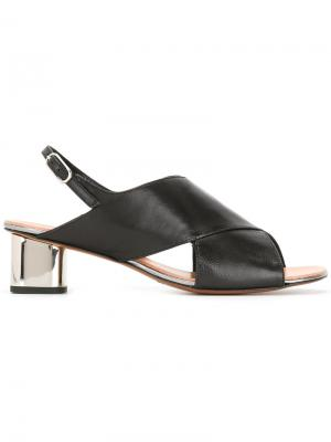 Lulu sandals Robert Clergerie. Цвет: чёрный