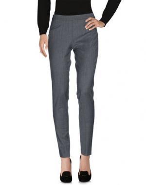 Повседневные брюки PT0W. Цвет: серый