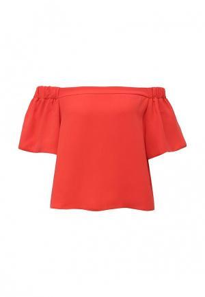 Блуза Concept Club. Цвет: красный